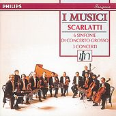 Play & Download Scarlatti, Alessandro: 6 Sinfonie di Concerto Grosso/Flute Concertos Nos.1 - 3 by Various Artists | Napster