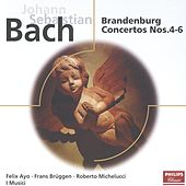 Bach, J.S.: Brandenburg Concertos Nos.4-6; Concerto for 2 harpsichords by Various Artists