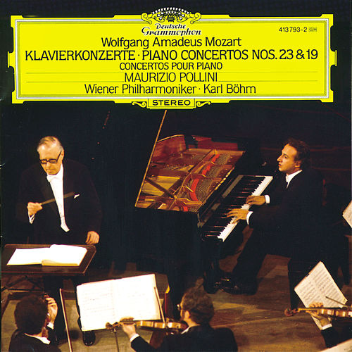 Play & Download Mozart: Piano Concertos Nos. 23 & 19 by Maurizio Pollini | Napster