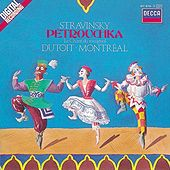 Stravinsky: Petrouchka; Le chant du rossignol etc by Various Artists