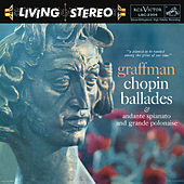 Chopin: Four Ballades / Andante spianato and Grande polonaise brillante by Gary Graffman