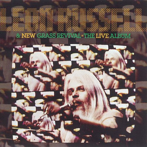 Play & Download The Live Album by Leon Russell | Napster