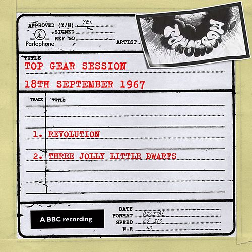 Play & Download Top Gear Session (18th September 1967) by Tomorrow (Rock) | Napster