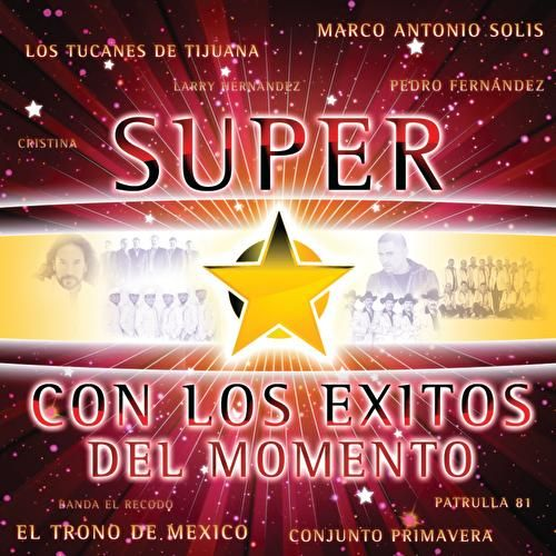 Play & Download Súper Estrellas by Various Artists | Napster