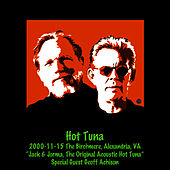 2000-11-15 The Birchmere, Alexandria, VA by Hot Tuna