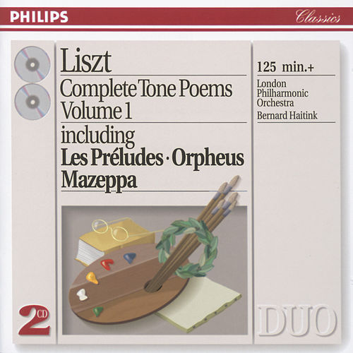 Play & Download Liszt: Complete Tone Poems, Vol.1 by London Philharmonic Orchestra | Napster