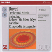 Ravel: Orchestral Music - Boléro/Ma Mère l'Oye etc. by Royal Concertgebouw Orchestra