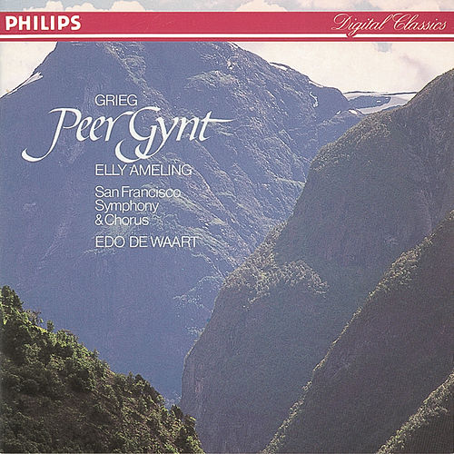 Play & Download Grieg: Peer Gynt (Incidental Music) by San Francisco Symphony Orchestra | Napster
