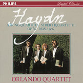 Play & Download Haydn: String Quartets, Op. 76 Nos. 4 & 6 by Orlando Quartet | Napster
