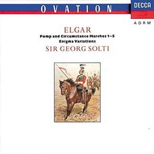 Elgar: Enigma Variations; Pomp & Circumstance Marches; Cockaigne Overture by Various Artists