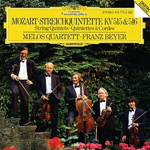 Play & Download Mozart: String Quintets K. 515 & 516 by Wilhelm Melcher | Napster