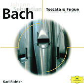 Johann Sebastian Bach: Toccata & Fugue; Famous Organ Works by Karl Richter