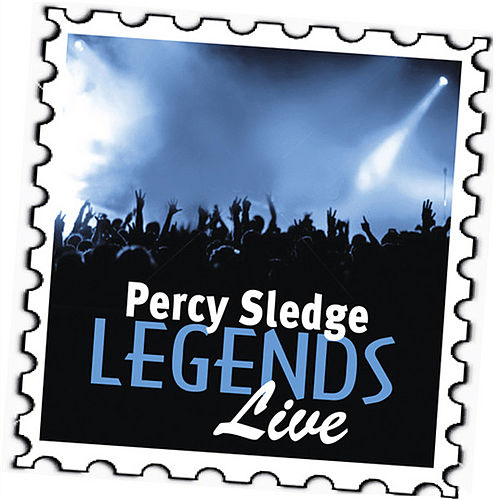 Percy Sledge: Legends (Live) by Percy Sledge