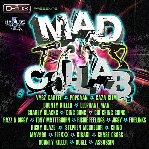 Mad Collab Riddim by Various Artists