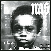 10 Year Anniversary Illmatic Platinum Series by Nas