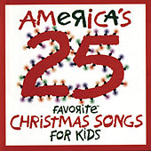Play & Download America's 25 Favorite Christmas Songs For Kids by Studio Musicians | Napster