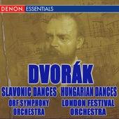 Dvorak: Slavonic Dances - Brahms: Hungarian Dances by Various Artists