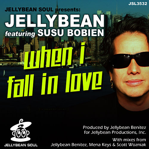 Play & Download When I Fall In Love by Jellybean | Napster