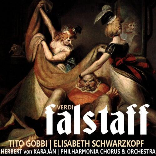 Verdi: Falstaff by Tito Gobbi