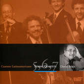 David Stock: String Quartets by Cuarteto Latinoamericano