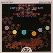Play & Download Mendelssohn - Bartholdy:  Midsummer Night´s Dream / Grieg:  Peer Gynt by Prague Symphony Orchestra | Napster