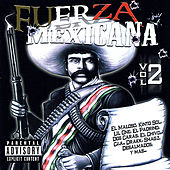 Play & Download Fuerza Mexicana Vol.2 by Various Artists | Napster