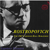 Play & Download Mstislav Rostropovich - The 1967 Carnegie Hall Marathon by Various Artists | Napster