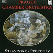 Play & Download Stravinsky:  Pulcinella. Orchestral Suite from the Ballet / Prokofiev:  Symphony No. 1 in D major