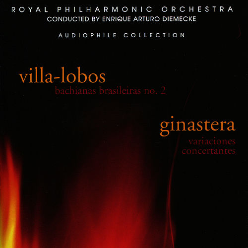 Play & Download Villa-Lobos & Ginastera: Orchestra Suites by Royal Philharmonic Orchestra | Napster
