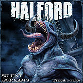 Play & Download Silent Screams - The Singles by Halford | Napster