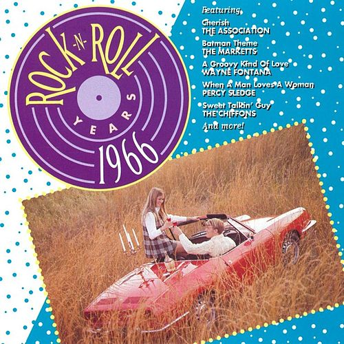 Rock 'N' Roll Years - 1966 by Various Artists