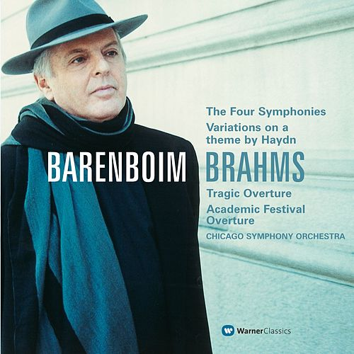 Play & Download Brahms : Symphonies Nos 1-4 & Orchestral Works by Daniel Barenboim | Napster