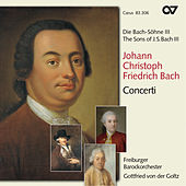 Play & Download The Sons of Bach, Vol. 3: Concerti by Gottfried von der Goltz | Napster