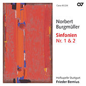 Play & Download Burgmuller: Symp[honies Nos. 1 & 2 by Frieder Bernius | Napster