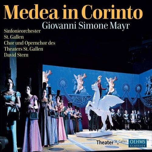 Mayr: Medea in Corinto by Elzbieta Szmytka