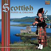 Scottish Pipes and Drums by The Waltham Forest Pipe Band