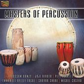 World Music Masters of Percussion by Various Artists