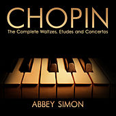 Chopin: The Complete Waltzes, Etudes and Concertos by Various Artists
