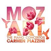 Mozart: The Piano Concertos by Carmen Piazzini