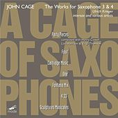 A Cage of Saxophones 3 & 4 by Various Artists