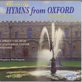 Play & Download Favourite Hymns from Oxford - Amazing Grace by Christ Church Cathedral Choir Oxford | Napster