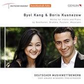 Byol Kang & Boris Kusnezow by Byol Kang