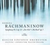 Rachmaninov: Symphony No. 1 - The Rock by Walter Weller