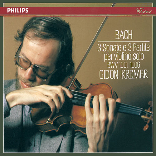 Play & Download Bach, J.S.: 3 Sonatas & Partitas for Solo Violin by Gidon Kremer | Napster