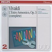 Play & Download Vivaldi: L'Estro Armonico, Op.3 by Various Artists | Napster