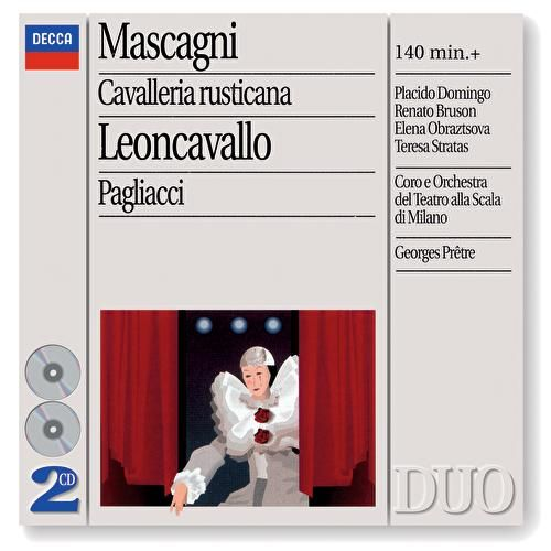 Play & Download Mascagni: Cavalleria Rusticana/Leoncavallo: Pagliacci by Various Artists | Napster