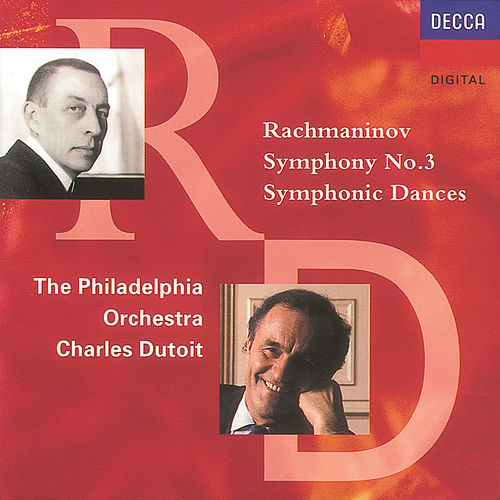 Rachmaninov: Symphony No.3/Symphonic Dances by Philadelphia Orchestra