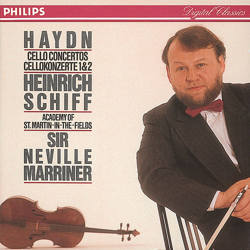 Play & Download Haydn: Cello Concertos Nos. 1 & 2 by Heinrich Schiff | Napster