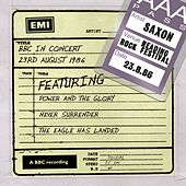 Play & Download BBC In Concert (23rd August 1986) by Saxon | Napster