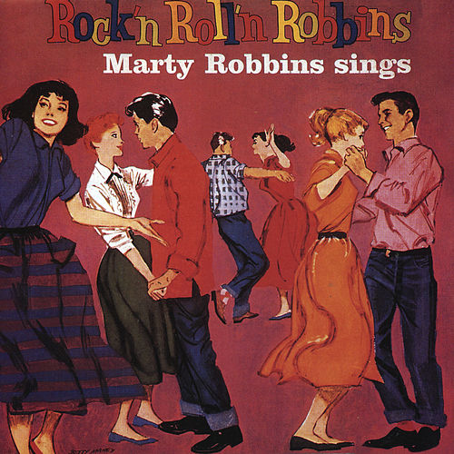 Play & Download Rock'n Roll'n Robbins by Marty Robbins | Napster